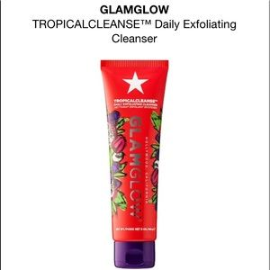 Glam Glow Tropical Cleanse Exfoliator
